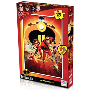 INCREDIBLES 2 PUZZle